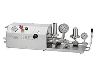 NanoDeBEE实验型高压均质机