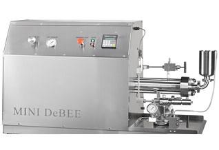 MiniDeBEE小试型微射流均质机