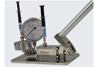 HandGenizer手动型高压均质机