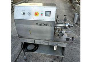 二手高压均质机MiniDeBEE